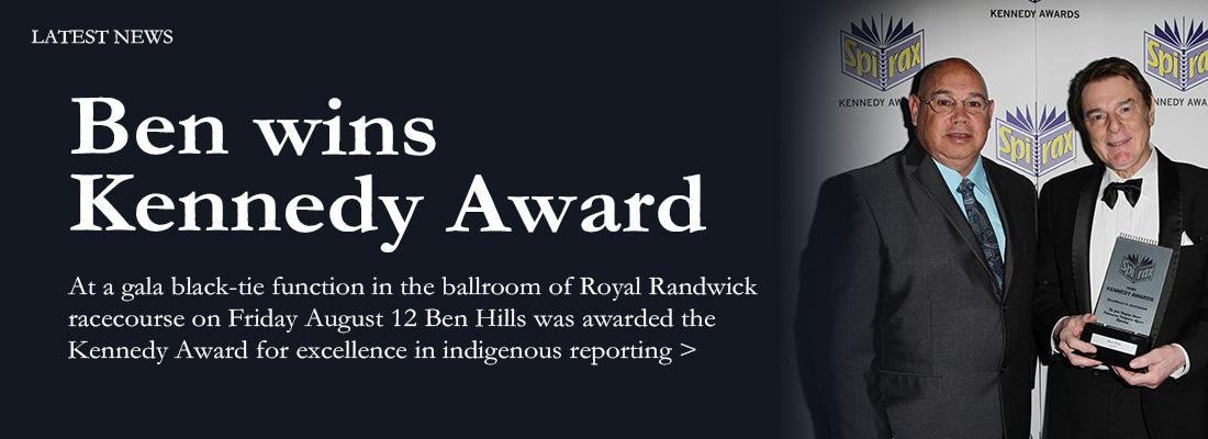 Kennedy-Award
