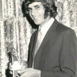 Memorable moment for a younger Ken Wyatt