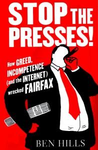 stop the presses, ben hills