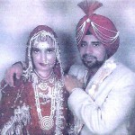 Wedding day Parwinder Kaur and Kulwinder Singh